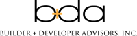 BDA logo gold