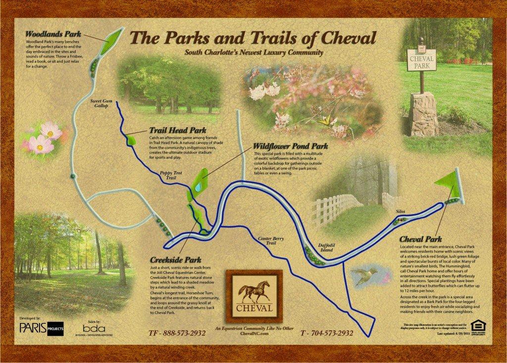 Trail Map 28 x 20 - 7.16.15