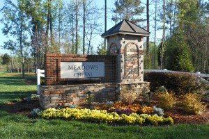 Meadows Entrance