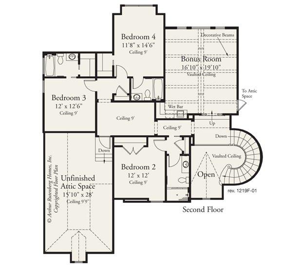 Arthur Rutenberg Homes Custom Home Design Living Area: Arthur Rutenberg Homes - ChevalNC.com