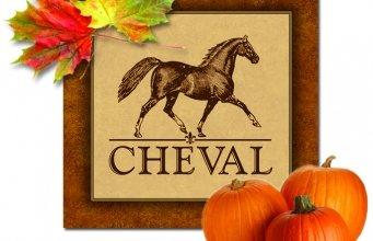 Fall at Cheval