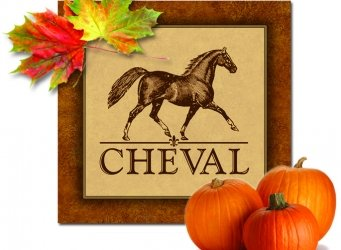 Fall at Cheval